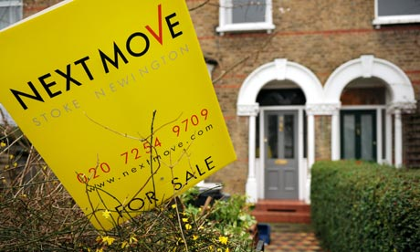 London house prices are rising above 2007 peak