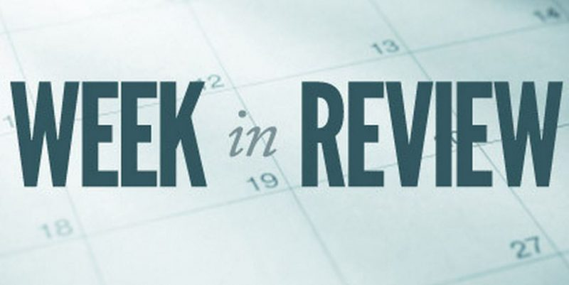 Week 43 In Review